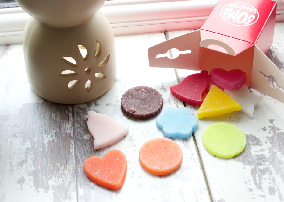 Bomb Cosmetics Little Hotties Wax Melts