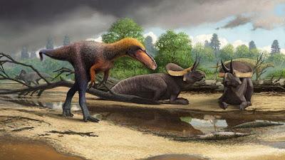 Ανακαλύφθηκε στις ΗΠΑ μικρομεσαίος πρόγονος του Τυραννόσαυρου