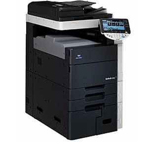 Konica Minolta Bizhub C550 Driver Download