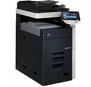 Minolta Di550/Di470/Di450 Pi4700e Printer PCL5e Driver