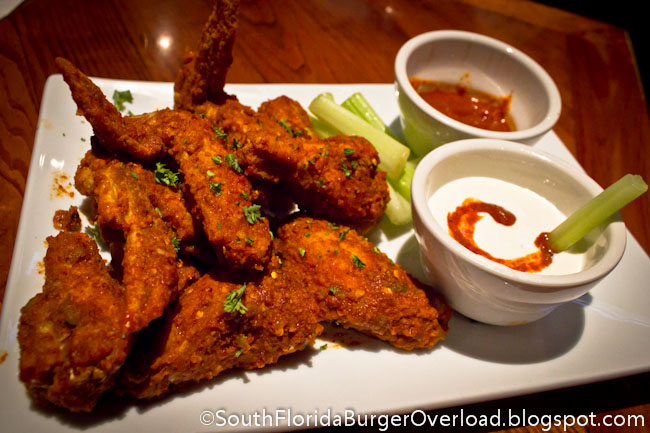 South Florida Burger Overload Miami S Top 5 Chicken Wing