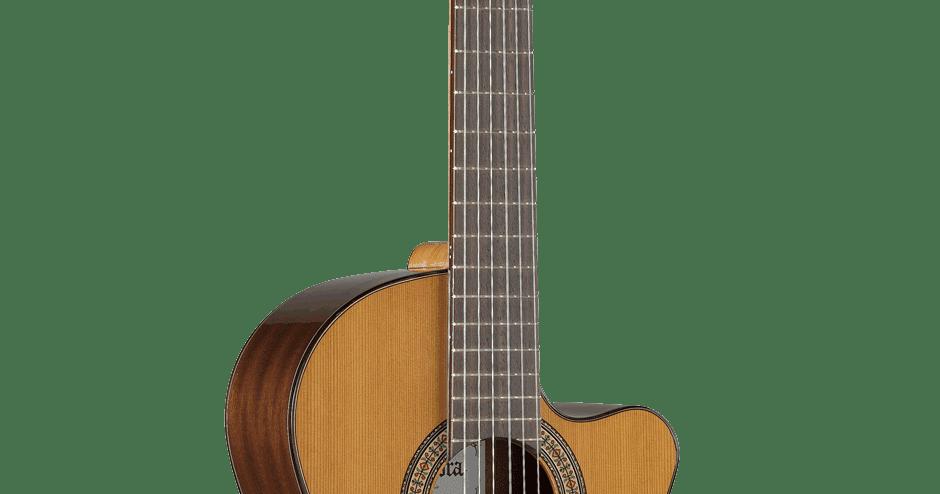 instrumentos alhambra mexico guitarras electroac sticas con cutaway. Black Bedroom Furniture Sets. Home Design Ideas
