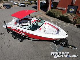 Boulder Boats Blog: 2019 Chaparral 223 Vortex VRX