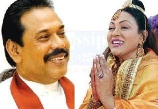 SLFP MP Geetha Kumarasinghe mahinda