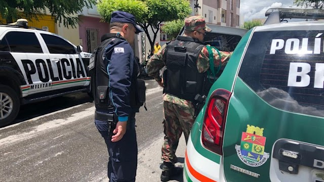 Policiais militares são presos em operação na Região Norte do Ceará