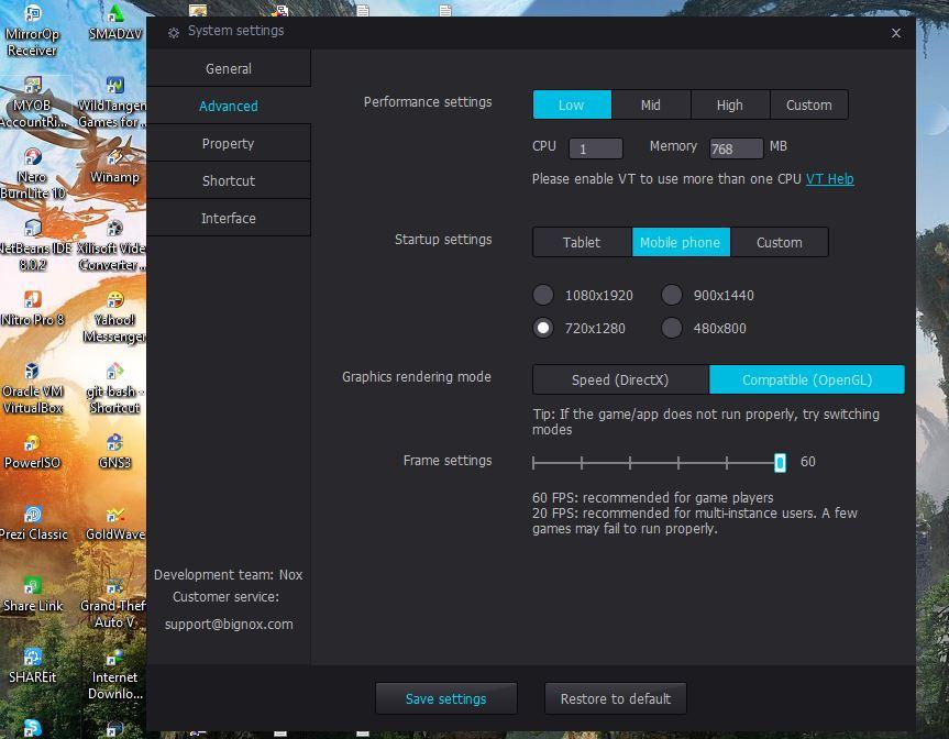 Instalasi Android Studio Dan Integrasi Dengan Emulator Nox