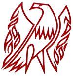 Logotipo de la Guitarra Eléctrica Gibson Firebird