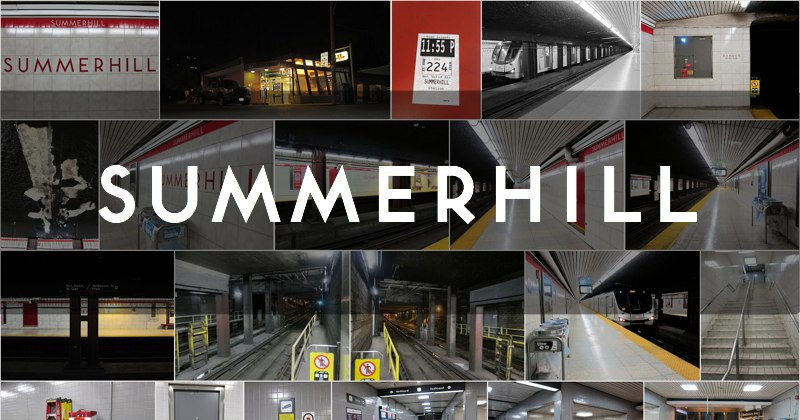 Summerhill station photo gallery
