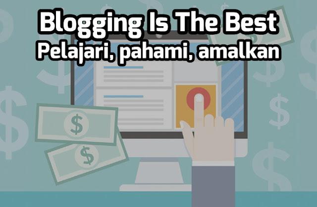 Manfaat Dari Blogging/Ngeblog Yang Sangat Penting