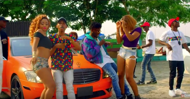 New Video Dj Consequence Ft Ycee In A Benz Official