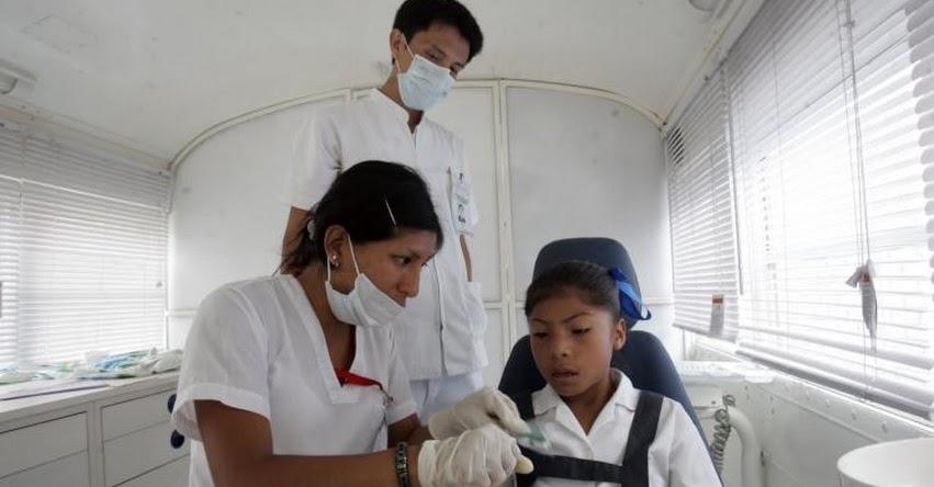Niños deben acudir al dentista antes de iniciar clases escolares, recomienda el Ministerio de Salud - MINSA - www.minsa.gob.pe