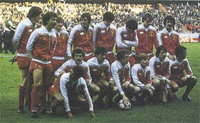 Champions League Liverpool - Flamengo - 1981