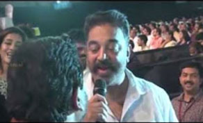 Bigg Boss Kamal Sings Thenpandi Cheemayile