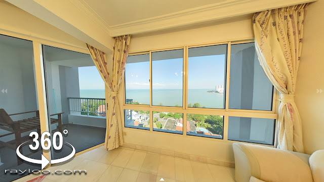Penang Mar Vista Apartment Seaview