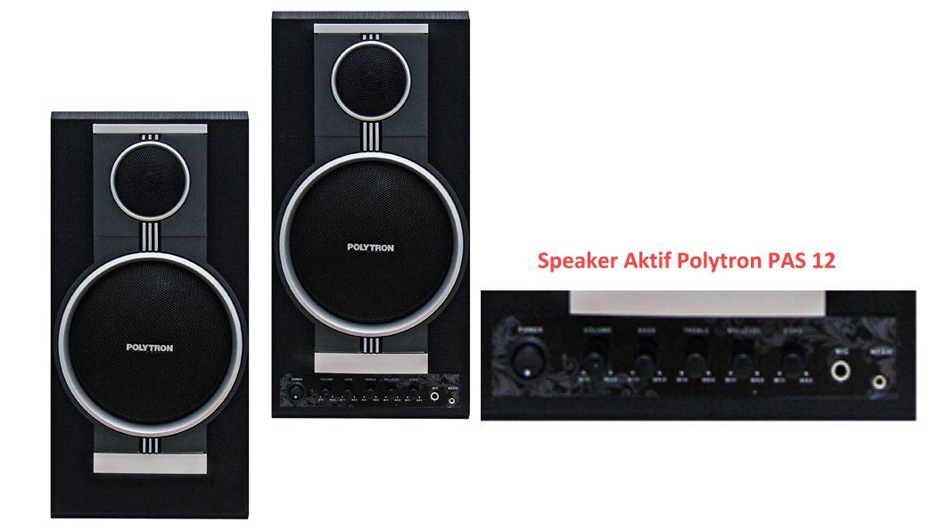 Daftar Speaker Aktif Polytron PAS Series Termurah on samsung speaker, x-mini speaker, altec lansing speaker, antec speaker, hewlett-packard speaker, grace digital speaker, motorola speaker, huawei speaker,