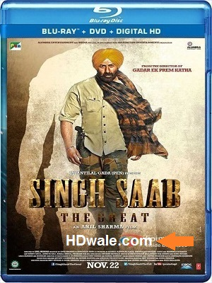 Singh Saab the Great Movie Download (2013) HD 720p BluRay
