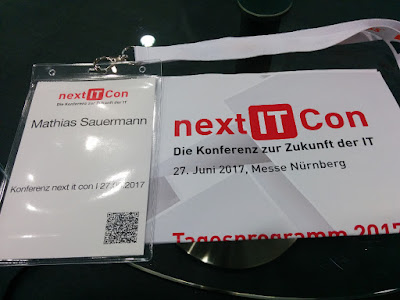 next IT Con 2017 in Nürnberg