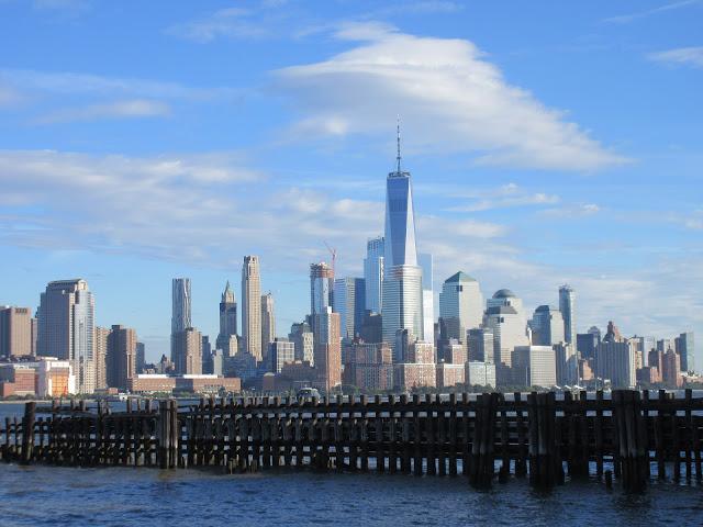 Hoboken, Skyline de Manhattan desde Nueva Jersey, Elisa N, Blog de Viajes, Lifestyle, Travel