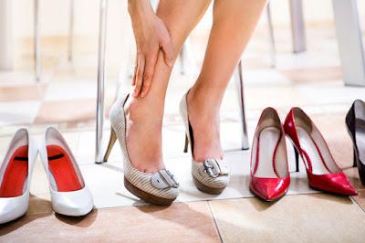 Elige el calzado correcto