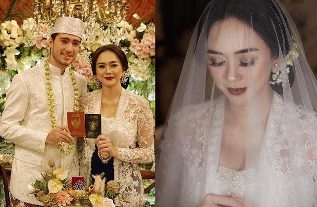 Baru Menikah, Aura Kasih Sudah Berbadan Dua