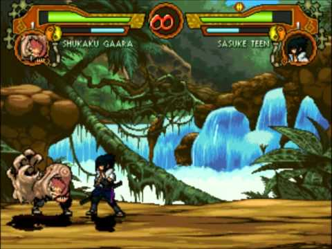 Naruto shippuden mugen 2010/2011 progect(mugen is now ready.