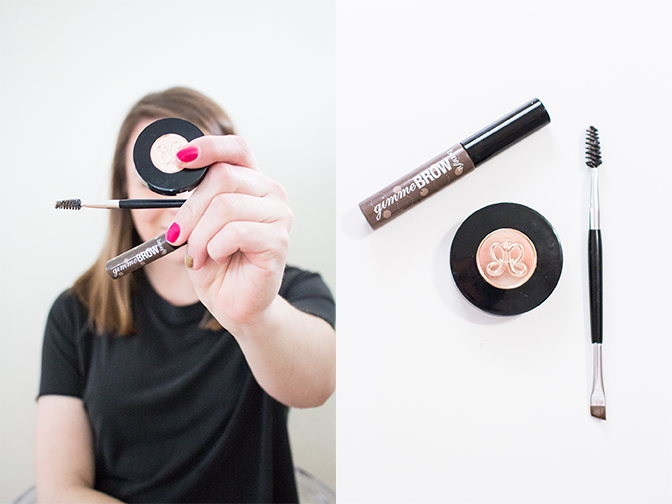 My 3 Must Have Eyebrow Products Tay Meets World