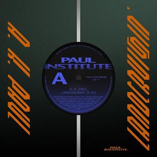 A.K Paul & Jai Paul – Landcruisin'