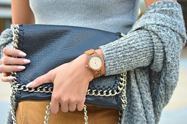 women's jord wood watch