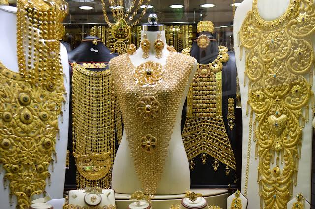 Deira's Gold Souq - Dubai