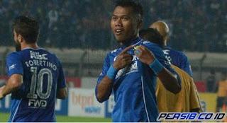 Persib Bandung vs PS TNI 4-0