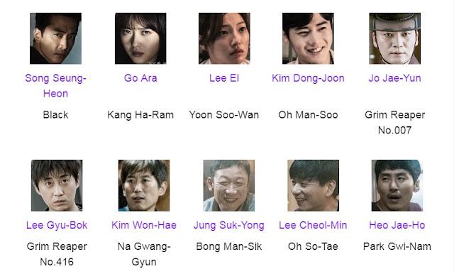 Pemeran-Drama-Korea-Black