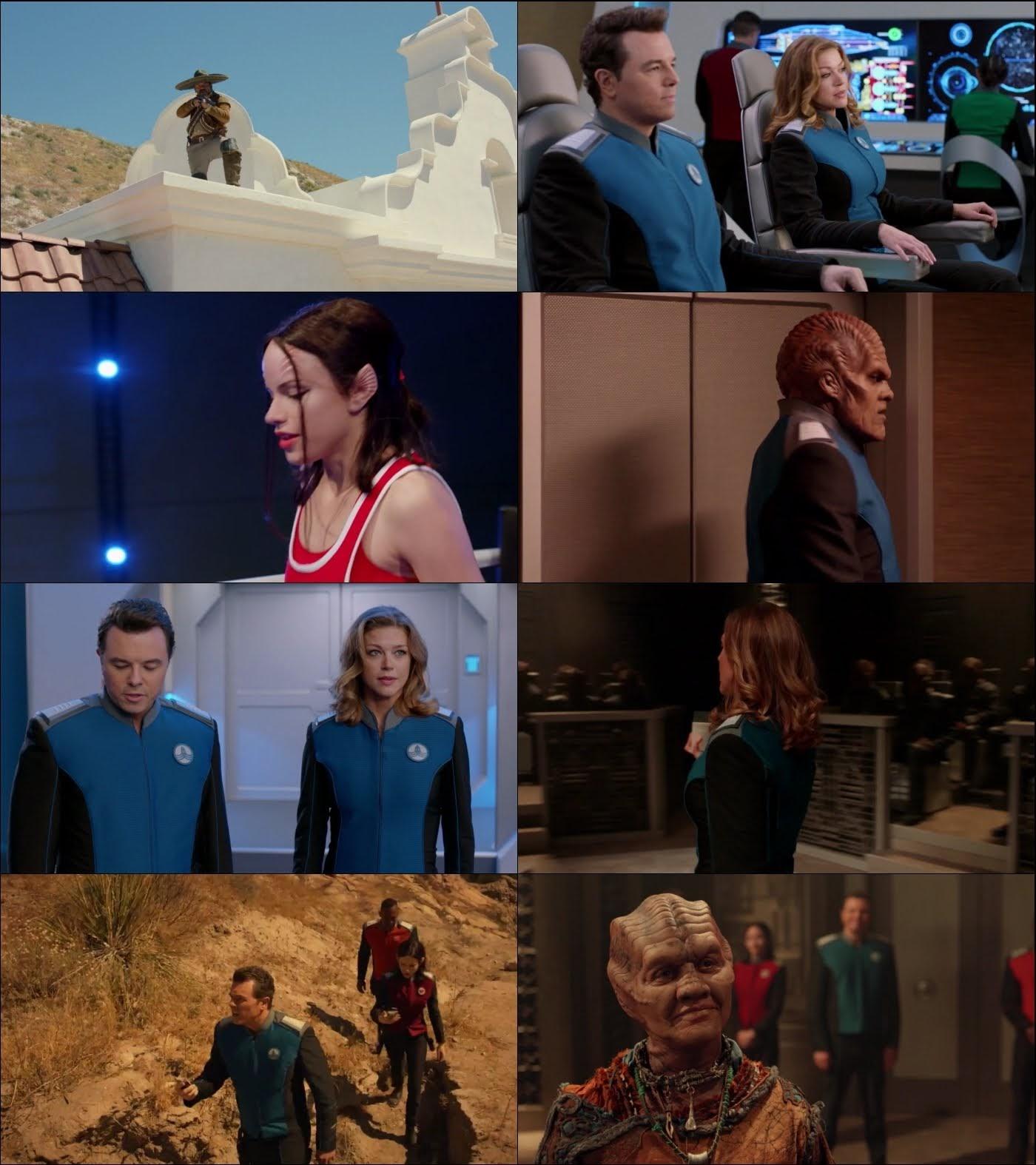 The Orville Temporada 1 720p Latino