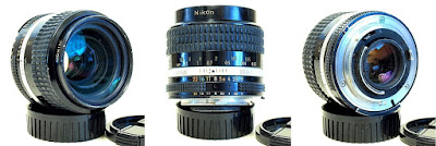 Nikon Nikkor 35mm 1:2 Ai-S