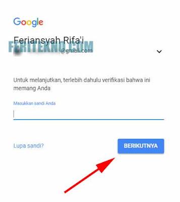 cara membuat ketika login akun gmail membutuhkan kode unik di hp untuk verifikasi 4