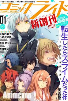 Tensei shitara Slime Datta Ken -  2018 Poster