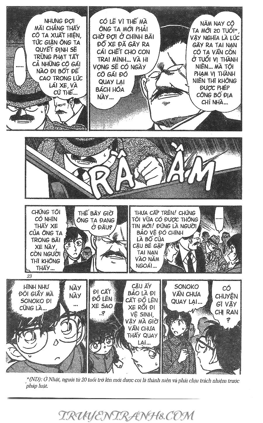 Detective Conan Chap 286 - Truyen.Chap.VN