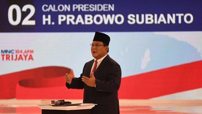 Kelumit Tafsir Pasal 33 UUD 1945 yang Disinggung Prabowo Subianto