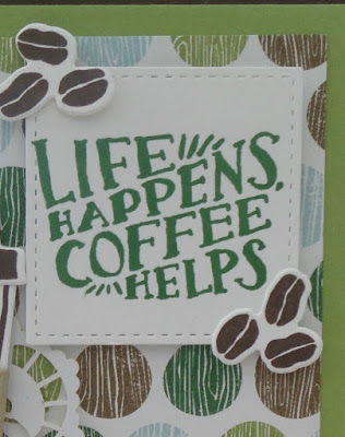 Craftyduckydoodah!, #stampinupuk, Coffee Cafe, Stamp 'N Hop, Stampin' Up! UK Independent  Demonstrator Susan Simpson, Supplies available 24/7 from my online store,