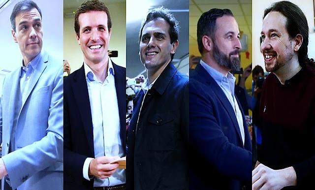 Elecciones España 2019