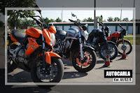 Motociclete Categoria AM, A2 si A