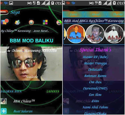 Download BBM BBKU Transparent Versi 3.3.6.51 Apk Terbaru