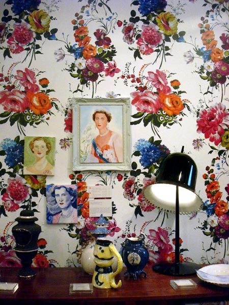 foto de DESIGN my heart out: fab or gag: flower power wallpapers