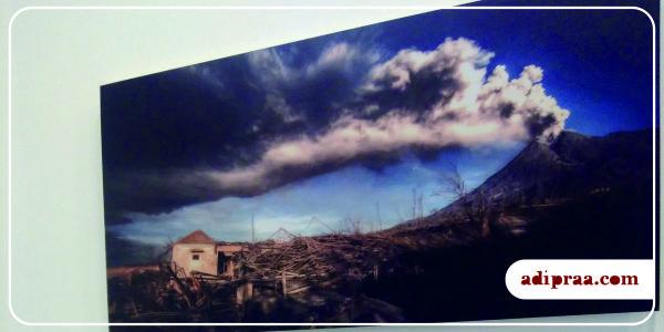 Erupsi Gunung Merapi Tahun 2010 | adipraa.com