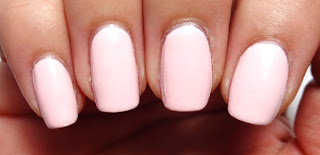 Pale Pink Base Color