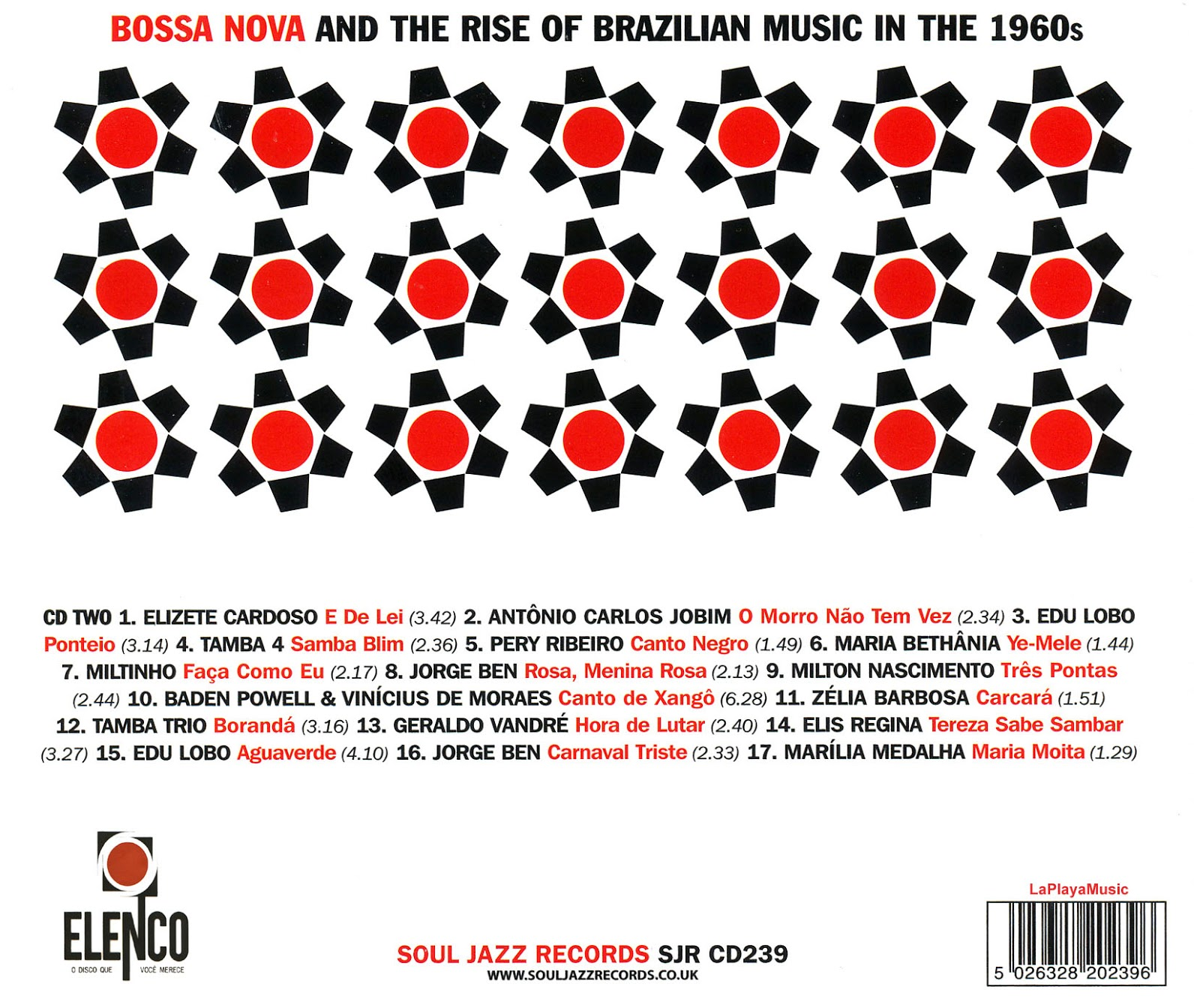 LA PLAYA MUSIC - OLDIES: BOSSA NOVA AND RISE OF BRAZILIAN