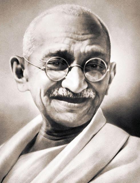 مهاتما غاندى - Mahatma Gandhi