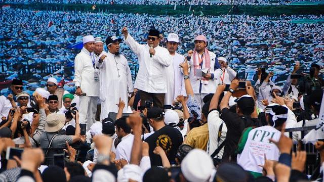 Prof. Dr. Mahfud MD: Ikut Reuni 212 Tak Ubahnya Ikut Aksi Demo Biasa Lainnya di Indonesia, Bukan Ukuran Keimanan
