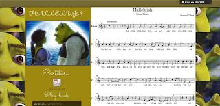 http://mariajesusmusica.wix.com/hallelujah