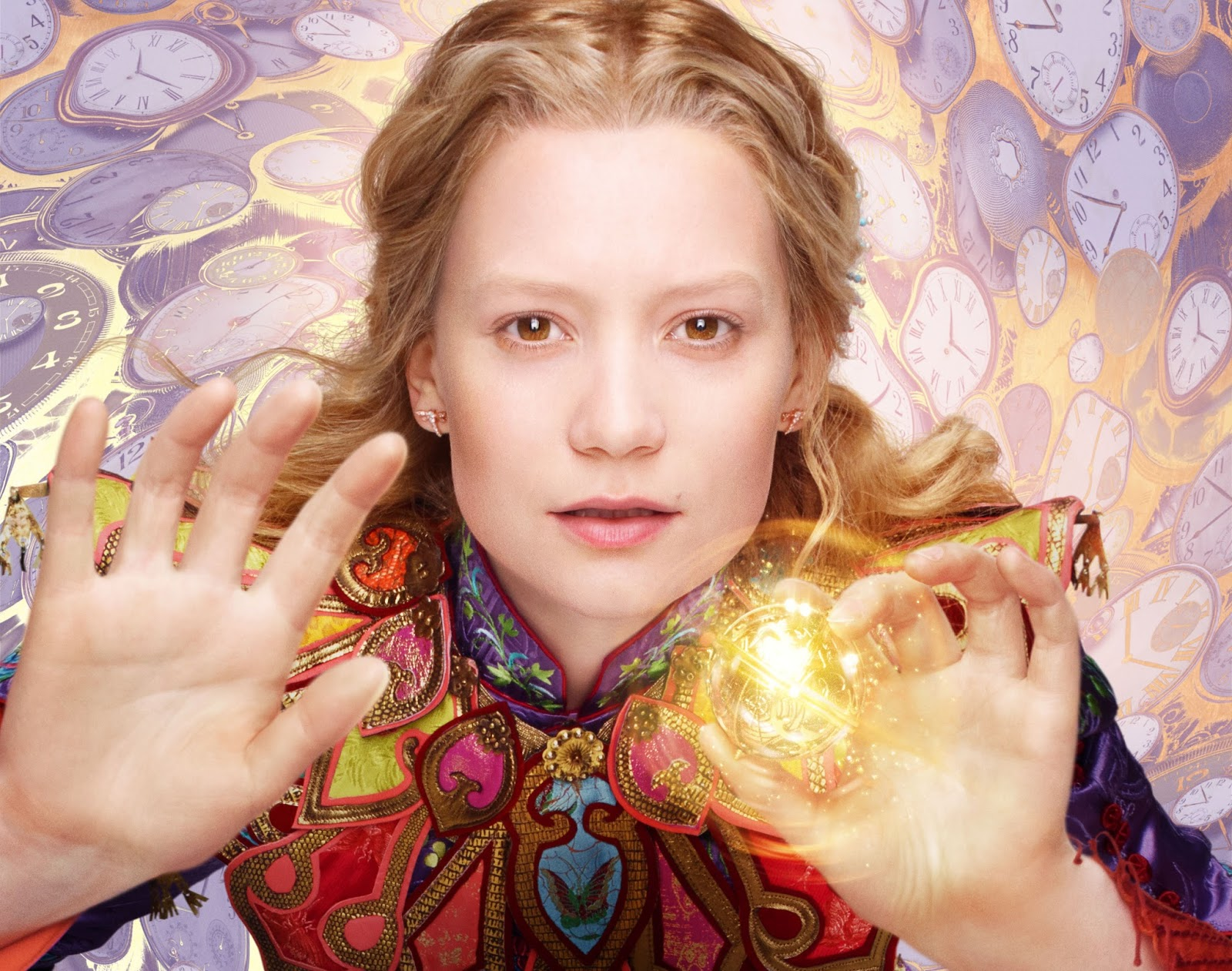Review Filem Alice Through The Looking Glass 2016