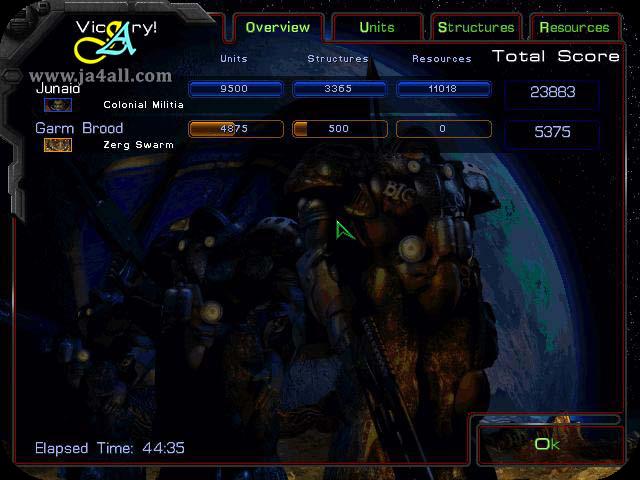 Starcraft Brood War  Lite Version    J A Technologies